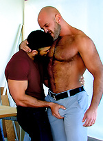 Dick Danger: Scene 1: Jesse Jackman & Rogan Richards