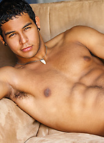 Hot muscled latino jock naked