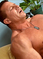 The Rock jacking off cock
